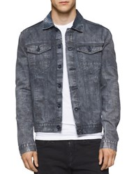 Calvin Klein Jeans Long Sleeve Denim Jacket Buried Indigo