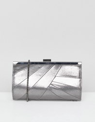 Coast Silver Clutch Bag