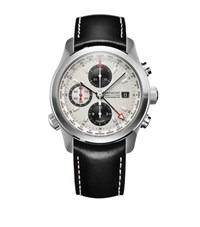 Bremont Alt1 Wt World Timer Chronograph Watch Unisex White