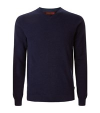 Ted Baker Roofuz Cashmere Jumper Male Navy