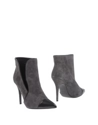 Gianna Meliani Ankle Boots Lead