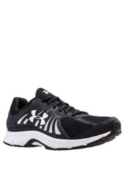 Under Armour Men's Dash Running Shoes Black White
