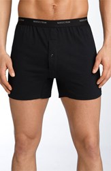 Men's Nordstrom Supima Cotton Boxers Black