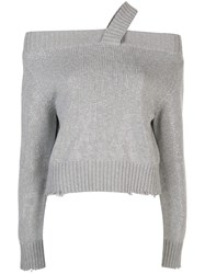 Rta Beckett Sequinned Sweater 60