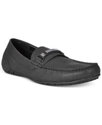 Guess Men's Move Driver Men's Shoes Black