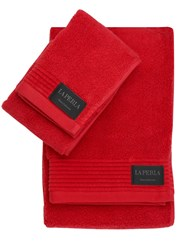 La Perla Nervures Cotton Terrycloth Towel Set