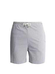 Solid And Striped The Classic Swim Shorts Navy