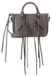 Missguided Across Body Bag Grey