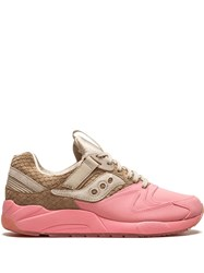 Saucony Grid 9000 Ht Sneakers Pink