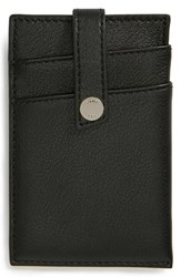 Men's Want Les Essentiels De La Vie 'Kennedy' Money Clip Wallet
