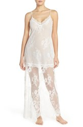 Women's Jonquil Lace Bridal Nightgown