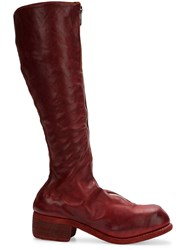 Guidi Pl3 1006T Red Horse Leather