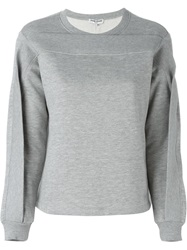 Opening Ceremony Crew Neck Sweatshirt Grey