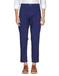 Myths Casual Pants Blue