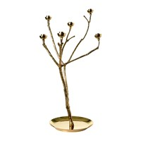 Pols Potten Twiggy Candle Holder Gold