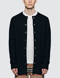Burberry Button Up Cardigan
