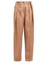Sportmax Freccia Trousers Light Brown