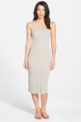 Wildfox Couture 'Essential' Body Con Dress Gray
