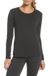 Brooks Distance Long Sleeve Tee Black