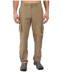 Columbia Blood And Guts Shooting Pants Flax Men's Outerwear Beige