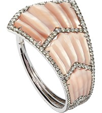 Annoushka Flamenco 18Ct White Gold Cuff