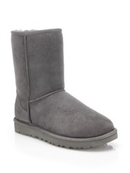 Ugg Classic Short Ii Boots Chestnut Grey Black Chocolate