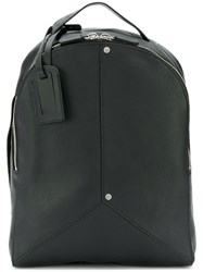 Dsquared2 Round Top Backpack Black