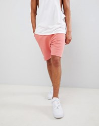 Native Youth Jersey Shorts Pink