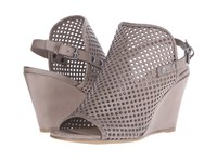 Matisse Carlisle Grey Women's Wedge Shoes Gray
