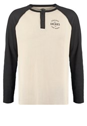 Dickies Gridley Long Sleeved Top Black