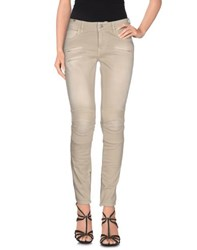 Notify Jeans Notify Denim Denim Trousers Women Beige