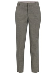White Stuff Jitter Tweed Trousers Grey