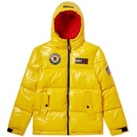 Tommy Jeans 6.0 'S Puffer Jacket W2 Yellow