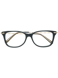 Elie Saab Classic Narrow Cat Eye Glasses Black
