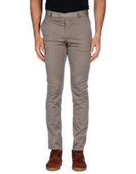 Yoon Trousers Casual Trousers Men Dove Grey