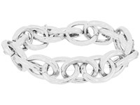 The Sak Link Stretch Bracelet Silver Bracelet