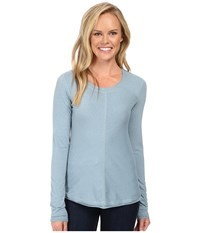 Marmot Molly Long Sleeve Blue Shale Women's Long Sleeve Pullover