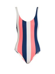 Solid And Striped The Anne Marie Swimsuit Navy Multi