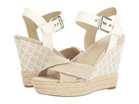 Guess Sanda Natural Women's Wedge Shoes Beige