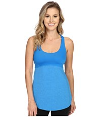 New Balance Petal Performance Bra Top Sonar Women's Sleeveless Blue