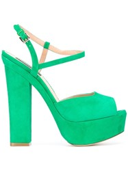 Dsquared2 Ziggy Sandals Green