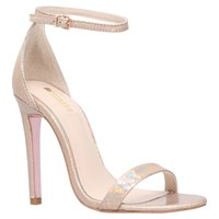 Carvela Gatsby Stiletto Sandals Gold