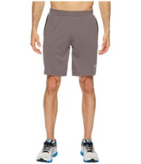 Asics Condition Jersey 10 Shorts Carbon Gray