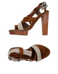 Surface To Air Sandals Brown