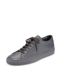 Common Projects Achilles Low Top Sneaker Dark Gray Size 45Eu 12Us