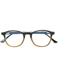 Ralph Vaessen Andrea Round Glasses Brown
