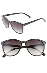 Dblanc Women's D'blanc Afternoon Delight 56Mm Gradient Lens Sunglasses