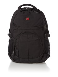 Wenger Laptop Black Backpack Black