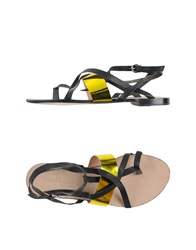 Peter Flowers Thong Sandals