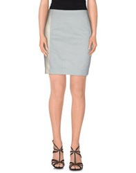 Carlo Contrada Skirts Knee Length Skirts Women Grey